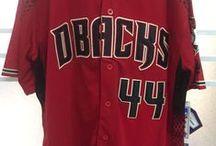 Arizona Diamondbacks Jersey / newest custom jerseys