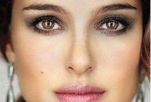 Smoky Eyes / Inspiration de smoky Eyes  #smokyeyes #makeup #inspiration
