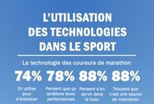 Infographies running, trail, triathlon et fitness / Toutes les infographies qui parlent aux runners, ces gens qui préfèrent courir que dormir !
