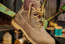 Women's Work / Safety toe boots and shoes for hard working women