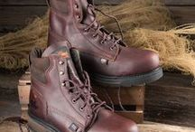 Quality Men's Safety Toe Boots