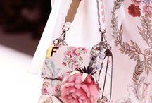 Sacs à main & accessoires Printemps/Été 2017 / Inspiration de sacs à main, accessoires saison printemps et été 2017