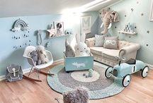 Déco chambre enfant / Idées de décoration pour chambres d'enfant