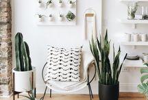 Entrée Décoration / Idées et inspirations de décoration pour aménager une entrée