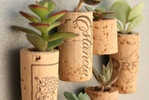 Crafts With Corks & Bottles / by Geyser Peak Winery