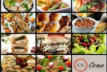 Corporate Catering Menus / Cena Catering comes up with a sheer range of menus for breakfast meeting, luncheons, corporate BBQs, seafood boils, seasonal celebrations and several other special events.