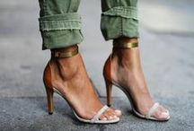 Shoecide! / 'A woman with good shoes is never ugly.' - Coco Chanel