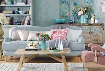 Home inspiration / Beautiful rooms and interior inspiration -some realistic, some aspirational and some to dream of!