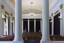 Courtrooms Palaces of Justice