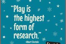 STEM - Quotes of Genius / Ein•stein \ˈīn-ˌstīn\ n.  a genius / by Groovy Lab in a Box