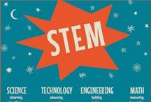 """WHY STEM? / Why STEM? Children champion the """"Art of the Question"""" and are natural born engineers; """"STEMists!""""  """"STEM•ist /stĕmʹĭst/ n. Expert in applying science, technology, engineering, and mathematics. Creator, genius, inventor…Einstein! / by Groovy Lab in a Box"""