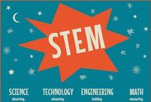 """WHY STEM? / Why STEM? Children champion the """"Art of the Question"""" and are natural born engineers; """"STEMists!""""  """"STEM•ist /stĕmʹĭst/ n. Expert in applying science, technology, engineering, and mathematics. Creator, genius, inventor…Einstein!"""