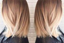 Hair ideas / makeup
