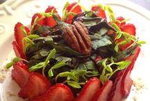 Food I Want to Eat - YUM! / by Janace Bubonia
