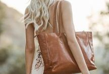 Leather Totes by morelle / Handcrafted leather totes and shoppers from our collection.