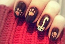 CrAzY for Nails:~ / I love doing my nails in all crazy ways