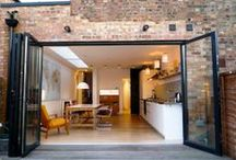 Warwick Gardens / Extension and re-design of a two-storey, three-bedroomed Victorian mid-terrace.
