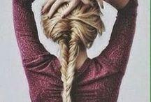 Tukkataikaa / Hair Inspiration