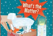 "STEM - States of Matter ""What's The Matter?"" / Ice is a big part of our lives - from the ice cubes in our freezer to icicles hanging from roofs during the winter. Ice also provides a great educational tool to teach STEMists about earth science, chemistry and engineering. / by Groovy Lab in a Box"