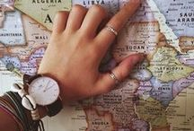 Travel / I'm a traveller and this is my inspiration