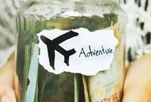 """Adventure / """"We only regret the chances we didn't take."""""""