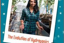 "STEM - Hydroponics ""Water Works"" Hydroponics / How can you grow plants without soil? Through hydroponics! Hydroponics is a groovy way for plants to grow in the desert, on city rooftops - and even on other planets! / by Groovy Lab in a Box"