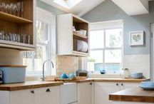 Kitchen / Interior decoration for a beautiful, functional kitchen.