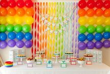PARTY Regenbogen