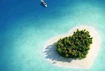 Honeymoon Inspiration / Get inspired by DiamondsByMe.