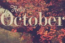 October/Halloween