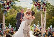 Summer Wedding / Summer wedding inspiration