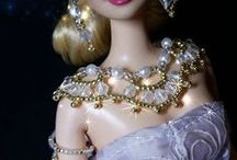 Beaded Jewelry for Barbie