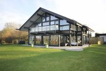 Living in a Huf Haus / My experiences of a living in a German Huf Haus from conception to completion.