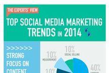 Social Media & Online Marketing Infographics / Social Media & Online Marketing #Infographics #socialmedia #onlinemarketing #emailmarketing #entrepreneur http://www.padronsocialmarketing.com