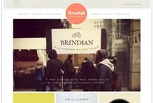 Wonderful Websites / #website #design #entrepreneur http://www.padronsocialmarketing.com