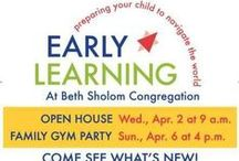 Early Learning at Beth Sholom