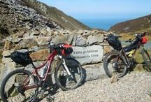Wild Atlantic Way / Sights and sounds from a bicycle riding along Donegal's Wild Atlantic Way.