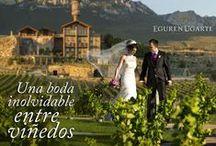 Bodas Eguren Ugarte / Weddings / Bodas de ensueño entre viñedos - - - - - - - - - -  Dream weddings among vineyards  #alava #euskadi #rioja #wedding