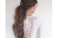 Love is in the hair / Do your hair like it's full of secrets.