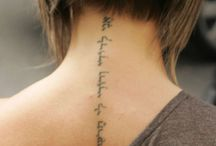 Tattoos✒️ / Maybe one day / by Hailey Cooper