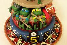 my cake works / homemade birthday cakes