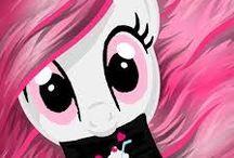 the my little pony and sweet... / to jest tablica o kucykach my little pony będe umieszczać tam zdjęcia kucyków i inne zdjęcia np fajne ubrania .ZAPRASZAM!