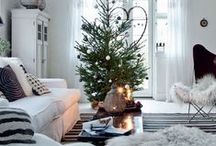 CHRISTMAS // / Inspiration for a cosy winter home