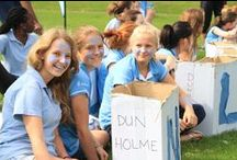 Dun Holme / One of our boarding houses for year 9 to 12 girls.