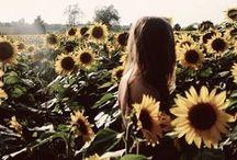 Summer daze / Salt in the air, sand in my hair. | Season~Summer