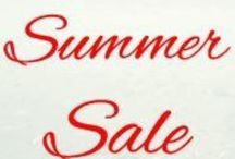 Summer Sale Menswear / The menswear summer sale has hit! Up to 50% up online and in store.
