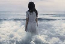 Cloud Caster / She was like air. Untouchable yet I needed her to breathe; to live. | Element~Air