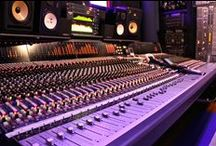 Family Studio / Mixing Room