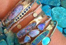 necklaces and bracelets