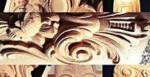 Ξυλόγλυπτα Διακοσμητικά / Ελαστικά Ξυλόγλυπτα Διακοσμητικά Ελληνικής Κατασκευής που εμπνέουν σε Διακόσμηση, Δημιουργία, Παλαίωση, Κόσμημα και πάρα πολλά άλλα